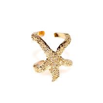Кольцо - морская звезда